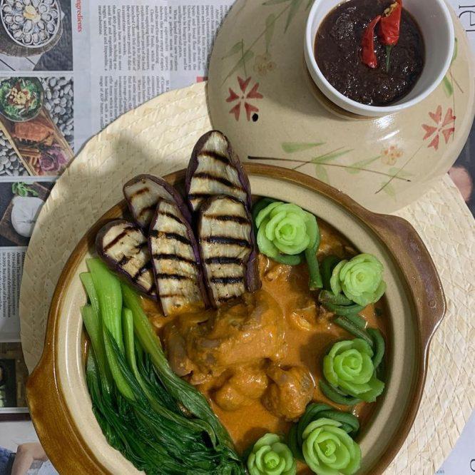 Pinoy Food - Kare-Kare