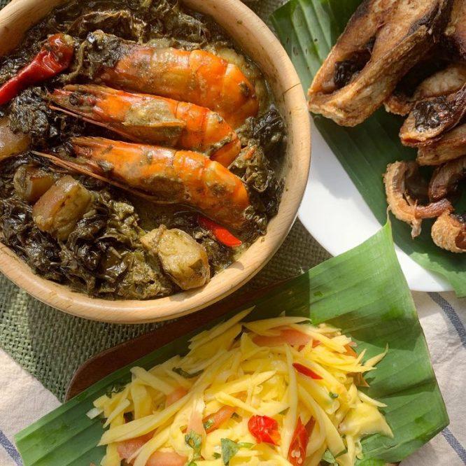 Pinoy Dish - Laing