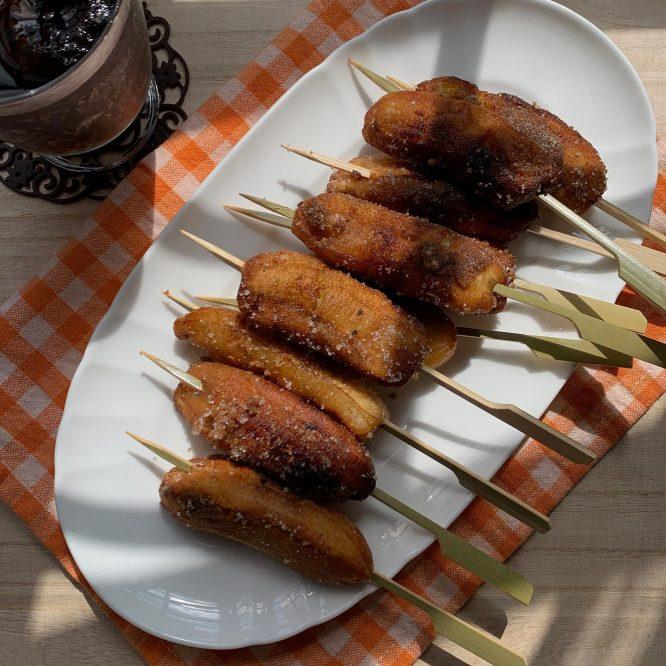 Pinoy Food - Banana Cue - HouseofHazelknots