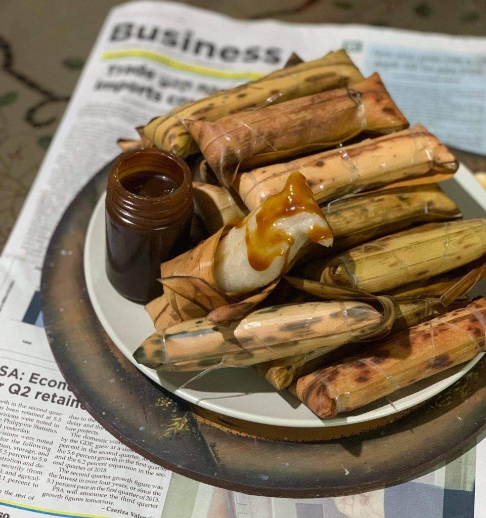Pinoy Food - Suman &  Coco Jam