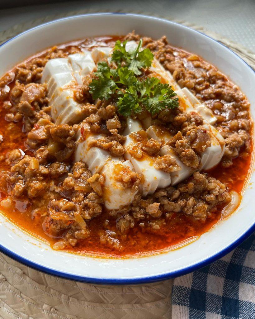 Mapo Tofu - House of Hazelknots