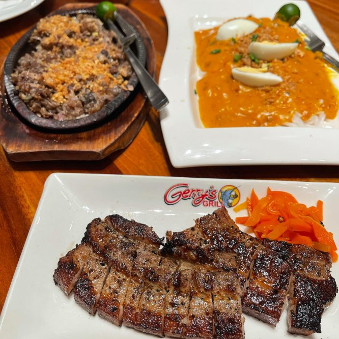 Gerry's Grill Singapore