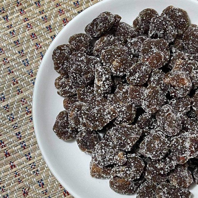 Matamis na Sampalok or Tamarind Candy - House of Hazelknots