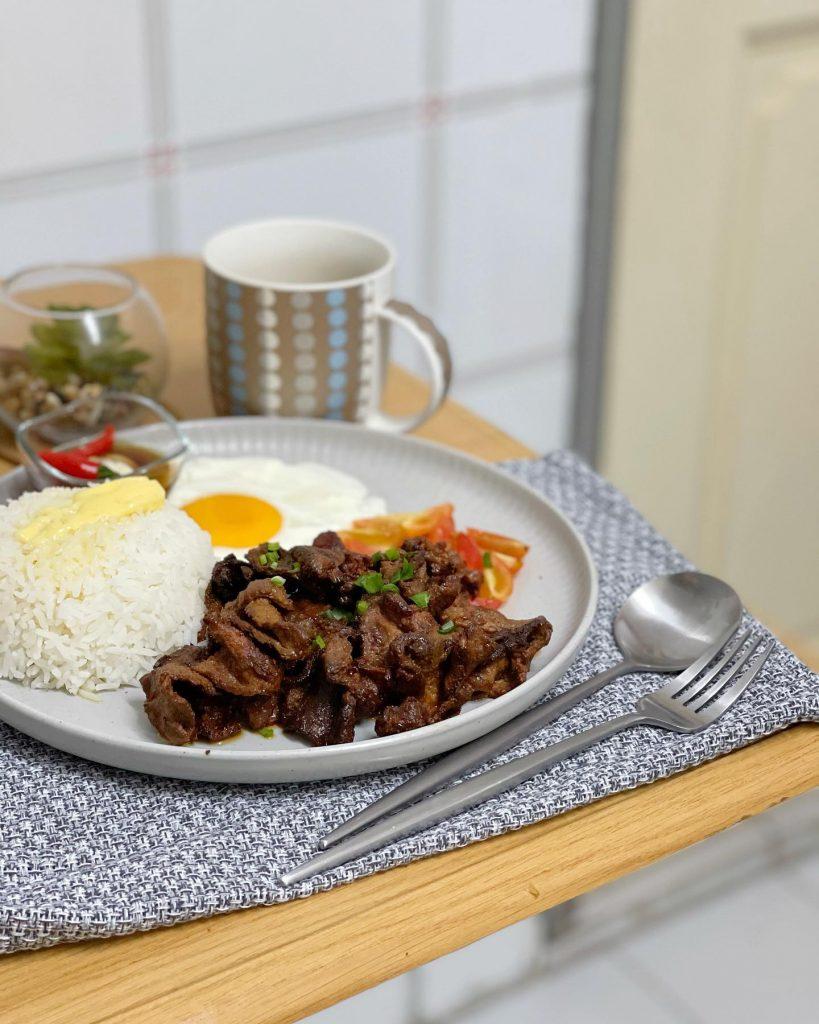 Pinoy Food - Tapsilog - House of Hazelknots