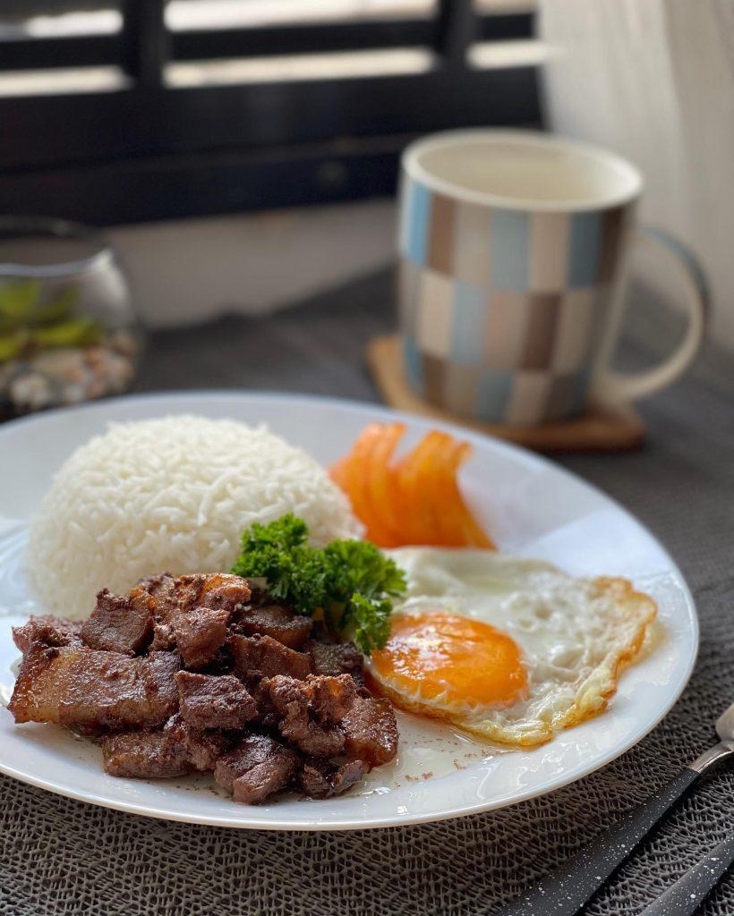 Pinoy Dish - Adobosilog