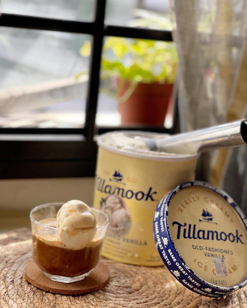 Dessert - Tillamook Old Fashioned Vanilla