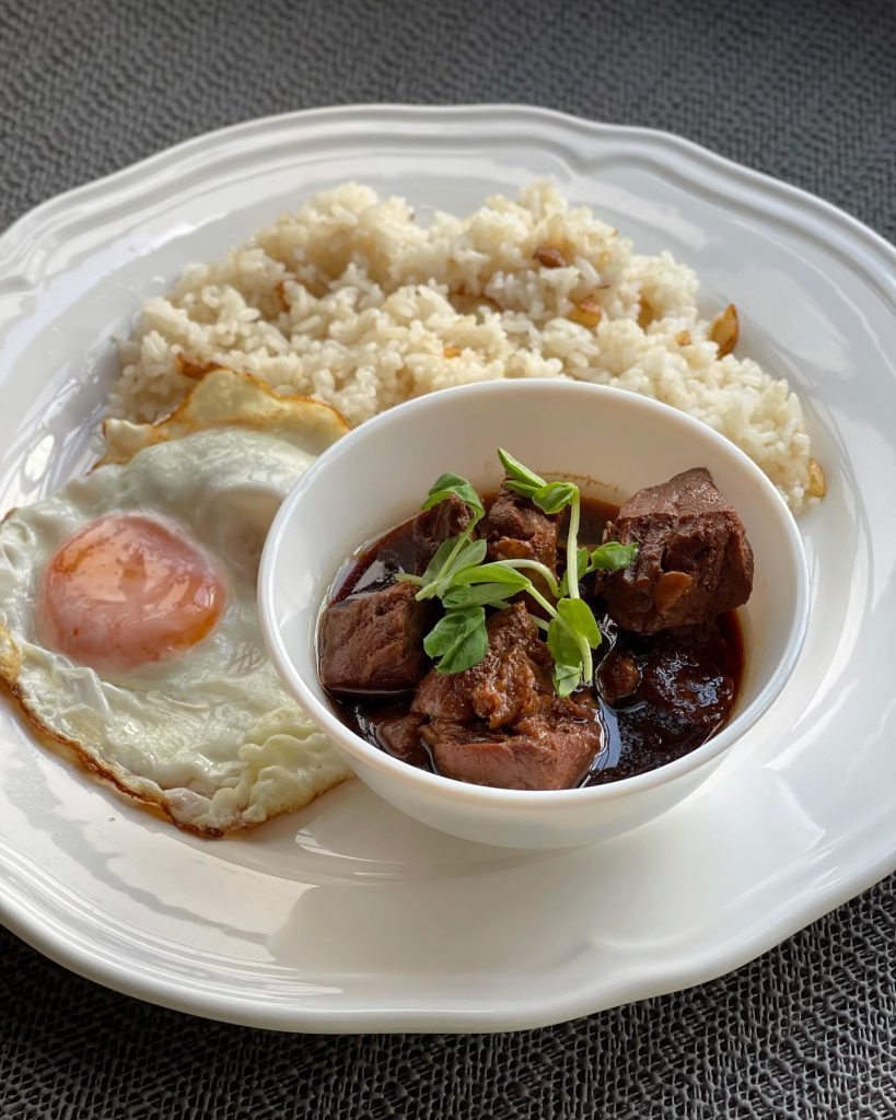 Pinoy Food - Beef Pares - House of Hazelknots